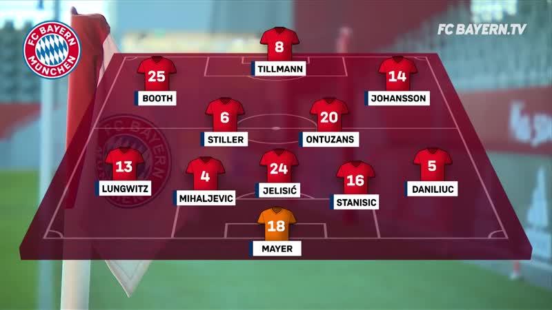 FC Bayern cannot benefit from a lead vs. SC Freiburg ¦ Highlights - U19 Bundesliga 2018_⁄19