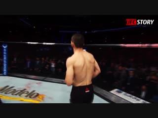 Хабиб Нурмагомедов vs. Конор Макгрегор - Лучшие моменты боя