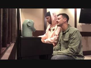 Миша Марвин: «Скинул это видео в чат своей команде — возникли предположения, что это новый трек...» vk.com/marvin_misha