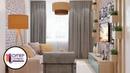 Очень необычный дизайнерский ремонт квартиры   ремонт трёхкомнатной квартиры   ремонт квартир спб