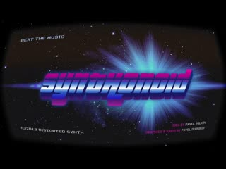 Distorted synth presents: synthonoid