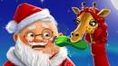 Christmas Animal Hair Salon 2 Makeover Adventures Games for Kids Animal Care Dress Up Games