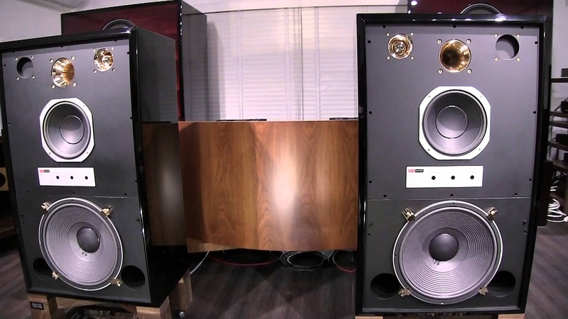 KENRICK SOUND customized JBL 4343 (KRS 4343 Modified Model) absolutely stunning sound speakers 11