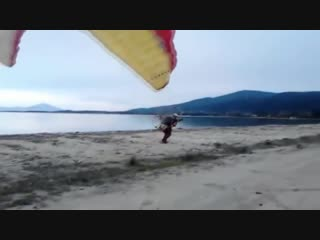 Paramotor accidents compilation (problems with teke off)
