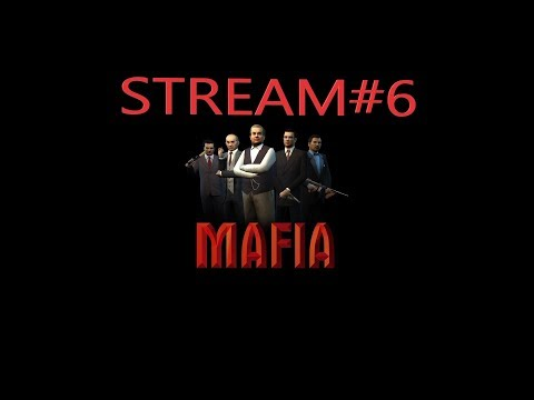 🔴Стрим, Mafia - The City of Lost Heaven.Прохождение, Ностальгия 6