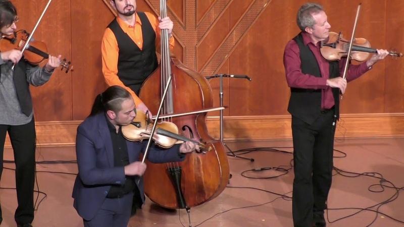 Еврейский оркестр им. А. П. Чехова (Chekhov Jewish Orchestra) - Odessa bulgar