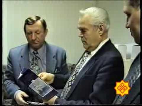 А.Г. Николаев космонавт Чăвашпотребсоюзăн хăни