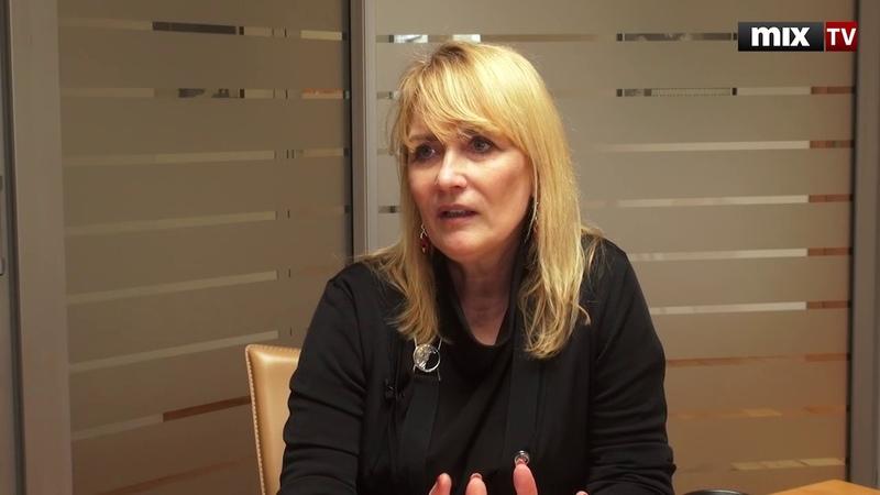 Диетолог Лолита Неймане в программе Встретились, поговорилиMIXTV