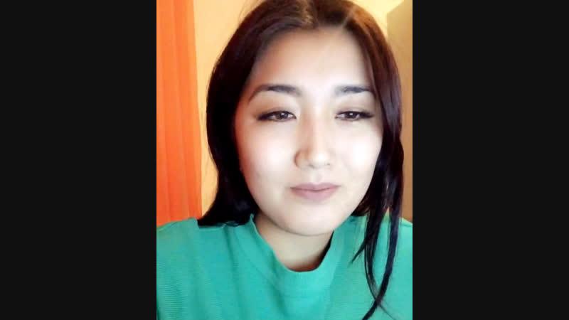 Күләш Аxметова- Оңбағансыз