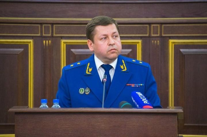 В КЧР утвердили Жарикова Олега Олеговича на должность прокурора Республики