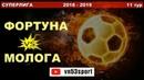 Фортуна - Молога 09.02.19 СУПЕРЛИГА 11 тур