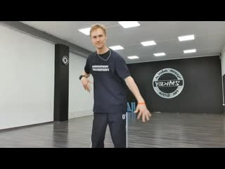 Hiphop practice after class