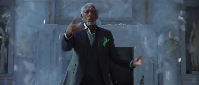 MTN DEW ICE Morgan Freeman