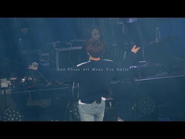 [02.11.18] Концерт Ухёна Arbor Day, день 1 | Nam Woohyun - Smile