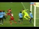 Рука Суареза пенальти перекладина выход Уругвая в полуфинал