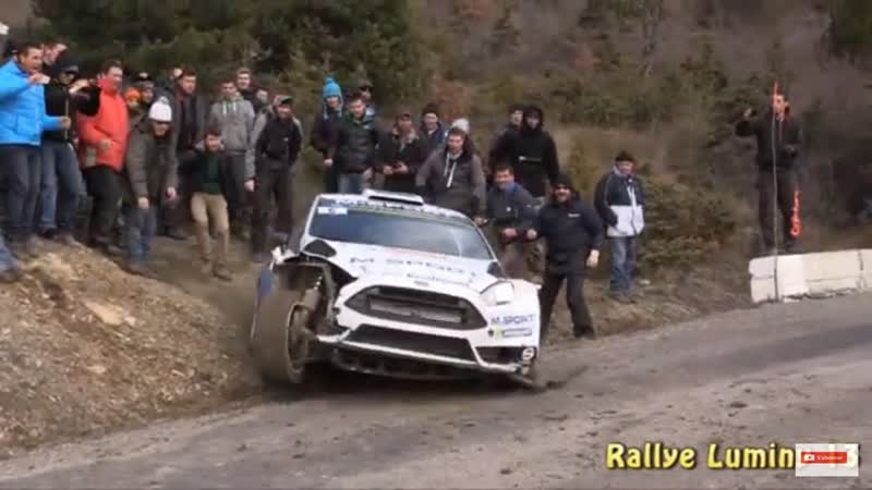 Preview Rallye Monte Carlo 2019 Crash Show - 24 years of legend - 1994-2018