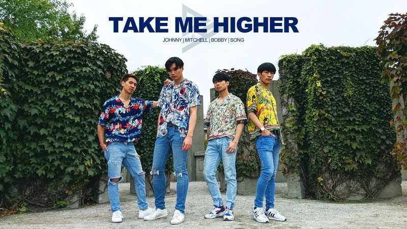 [EAST2WEST] A.C.E(에이스) - Take Me Higher Cover