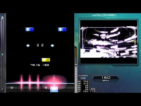 Siromaru Cranky - Conflict [EX - HARD] AA