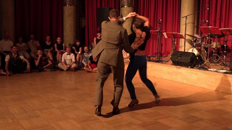 Andreas, Adam, Sanna, Olga, Masha, Albert ✪ Invitational Impro • • 2018 Ballove Weekend Prag Jam