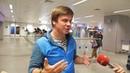 Ведущий и оператор тревел-шоу Мир наизнанку Дмитрий Комаров и Александр Дмитриев вернулись домой
