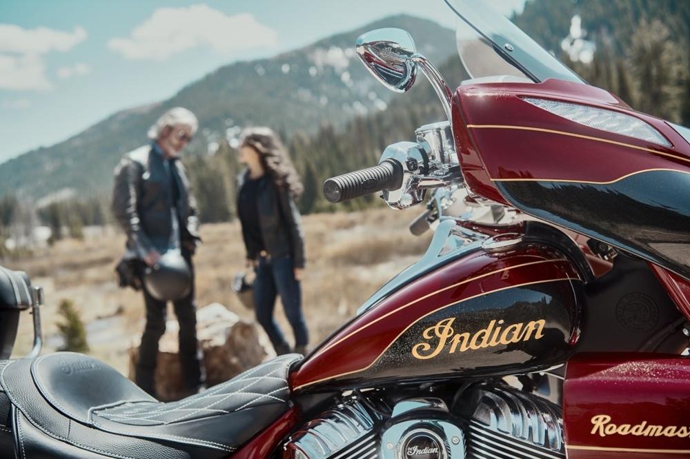 Новый мотоцикл Indian Roadmaster Elite 2019