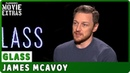 GLASS | James McAvoy talks about the movie - Official Interview