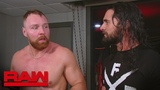 Dean Ambrose wonders why Seth Rollins didnt have his back Raw, Feb. 18, 2019