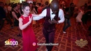 Olu Kongi and Zoya Kokosh Cha-cha-cha Dancing at Vienna Salsa Congress 2018, Sunday 09.12.2018