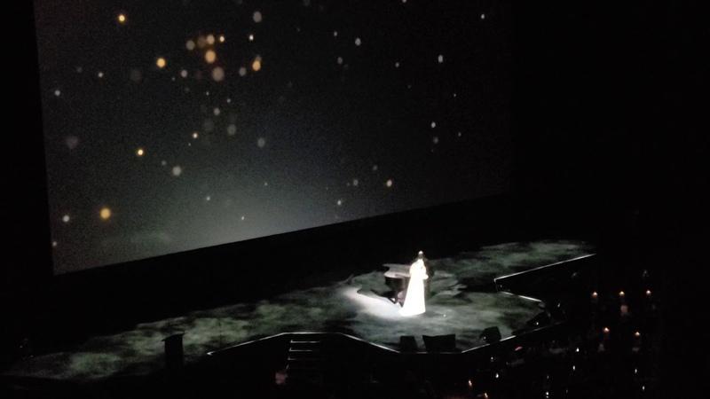 CATS Jennifer Hudson sings Memory at CinemaCon 2019