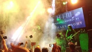 Michael Night - The Funeral OF Hearts (HIM tribute, 08.01.2019 клуб Москва)