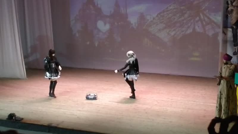 NekoChiral (Ижевск) – YoRHa Shounen stage play