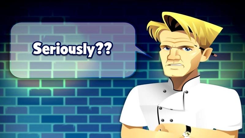 Стресс на кухне гарант удовольствия?[Во что поиграть на Андроид]