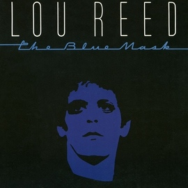 Lou Reed альбом The Blue Mask