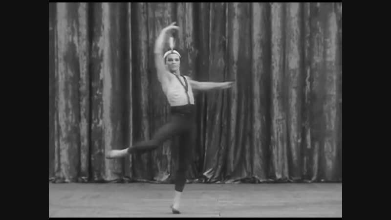 Юрий Соловьёв Танец из балета Корсар Лучшее. Yury Soloviev Superb Russian Ballet Dancer. Le Corsaire Ballet Fragment from t
