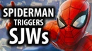 SJWs Flip Over Spider Man Helping Cops