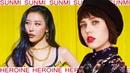 SUNMI 선미 - Heroine Russian Cover На русском