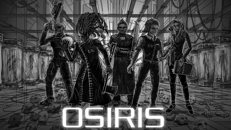OSIRIS | KILL HITMAN 47th