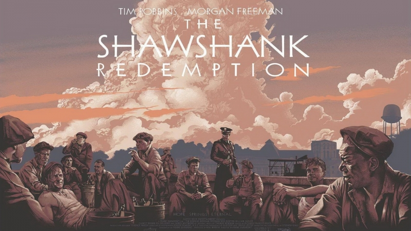 Побег из Шоушенка The Shawshank Redemption 1994 Frank Darabont