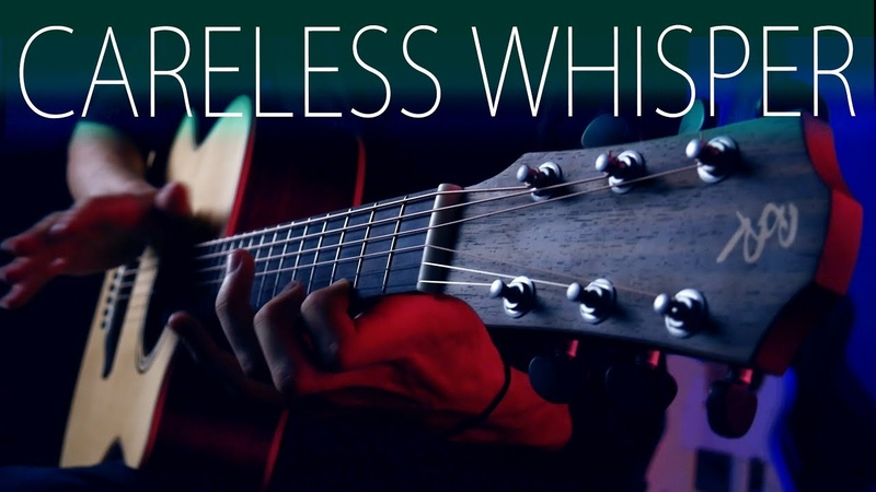George Michael - Careless Whisper⎪Sweet Acoustic Guitar