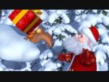 Подарок белочке.(Отрывок из сериала Маша и Медведь).