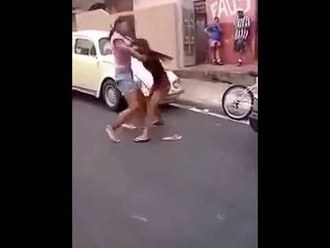 GIrls fight like cat fight -(480P)(480P)