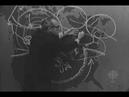 Weatherman Percy Saltzman his famous chalk 1967 CBC Archives CBC