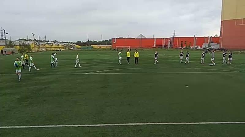 Свеза - Прогресс 1:1 IV Чемпионат Костромской области по футболу 8х8. Суперлига (21.05.19)