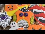 HALLOWEEN OWL COOKIES by HANIELA'S
