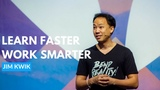 Unleash Your Super Brain To Learn Faster And Work Smarter Jim Kwik