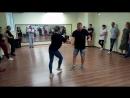 Мастер-класс от Андрея Брюховских (присутствуют педагоги Территории Танца)