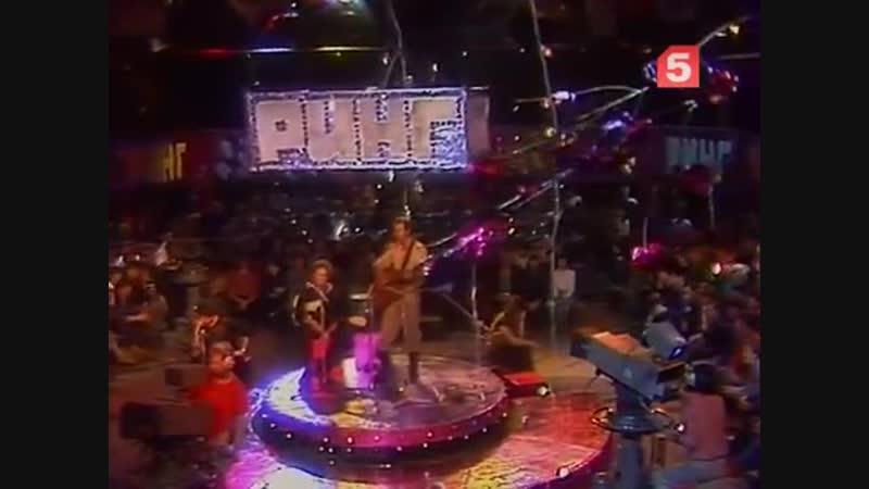Группа Аквариум. Музыкальный Ринг (Ленинградское телевидение, 1986).