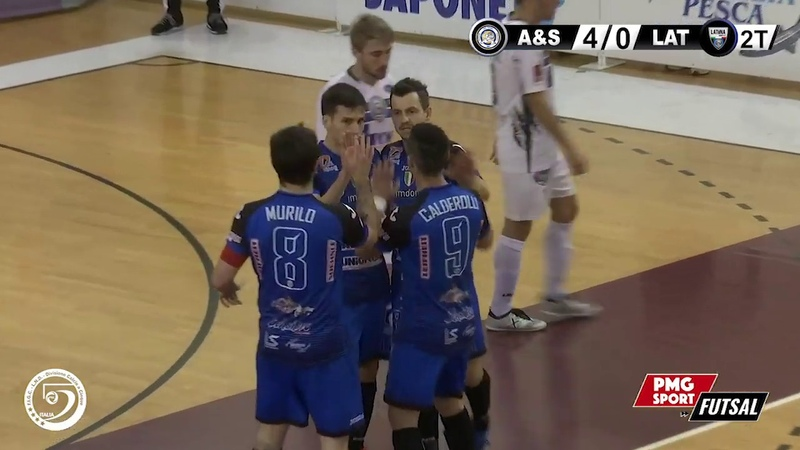 Serie A Futsal | Acqua Sapone Unigross vs Lynx Latina Highlights