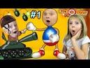 Новый АНТИСТЕРСС В КОРОБКЕ 1 Kick the Buddy Forever Милана Папа и Даня Играют в смешную игру FFGTV