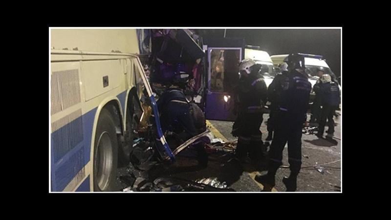 Врачи рассказали о состоянии пострадавших в ДТП с автобусами под Воронежем